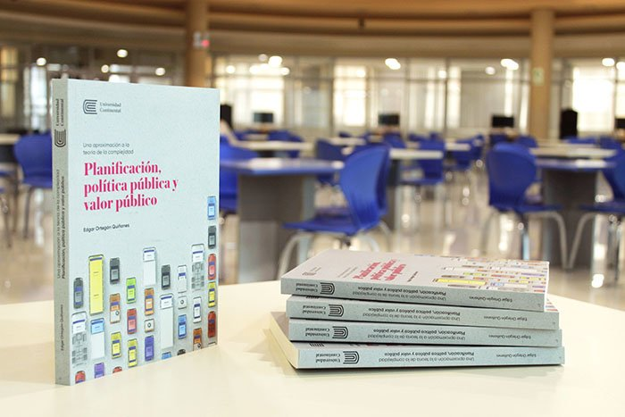 """Huancayo: Conferencia y presentación del libro """"Planificación, Política Pública y Valor Público"""""""