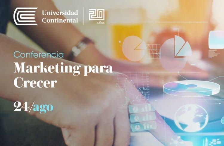 """Arequipa: Dictarán conferencia """"Marketing para Crecer"""""""