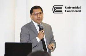 Docente de Universidad Continental participó en V Simposio Mundial de Medicina realizado en Inglaterra