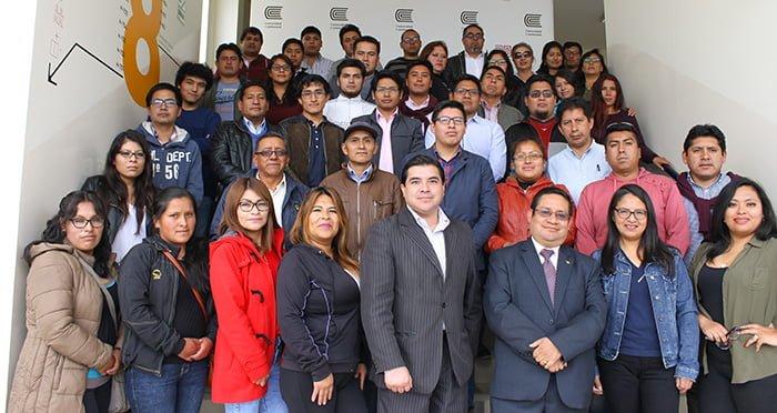 Más de 50 funcionarios públicos se capacitaron en taller de la Universidad Continental