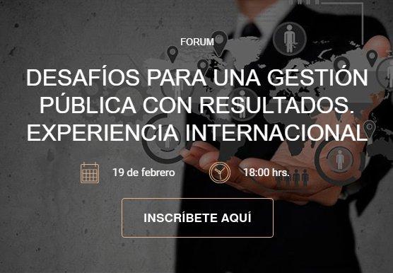 Arequipa: Desafíos para una gestión pública con resultados – Experiencia internacional