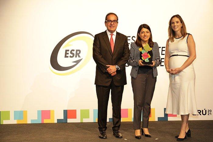 Por segundo año consecutivo, Universidad Continental obtiene Distintivo de Empresa Socialmente Responsable