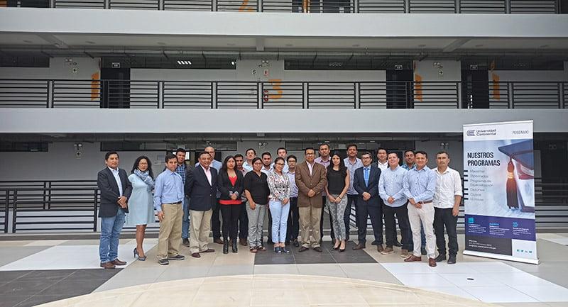 La Escuela de Posgrado de la Universidad Continental abre sus puertas en Lima Norte